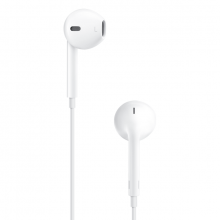 Наушники Apple EarPods Lightning connector (Model: A1748; MMTN2ZM/A)