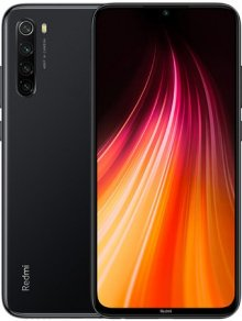 Смартфон Xiaomi Redmi Note 8 64GB 4GB EU черный