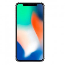 Смартфон Apple iPhone X A1901 64GB серебро