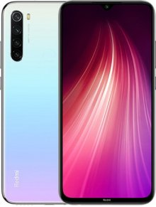 Смартфон Xiaomi Redmi Note 8 64GB 4GB EU белый