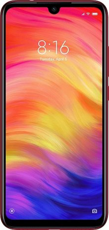 Смартфон Xiaomi Redmi Note 7 32GB 3GB RU красный