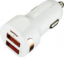 АЗУ Canyon 2 USB 2.4A (CNE-CCA04W)