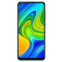Смартфон Xiaomi Redmi Note 9 64GB 3GB (без NFC) EU зеленый