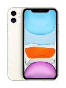 Смартфон Apple iPhone 11 A2221 64GB белый