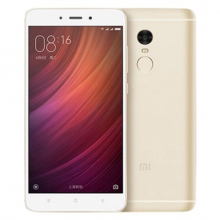 Смартфон Xiaomi Redmi Note 4 64GB 3GB золотистый