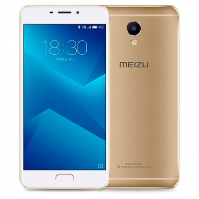 Смартфон Meizu M5 Note 16GB золотистый