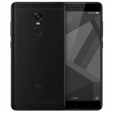 Смартфон Xiaomi Redmi Note 4X 32GB 3GB чёрный