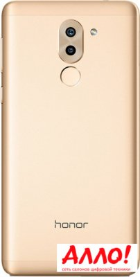 Смартфон Honor 6X Gold [BLN-L21]