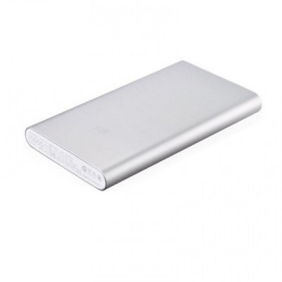 Аккумулятор Xiaomi Mi Power Bank 2S (VXN4231GL) 10000mAh, Silver/серебристый