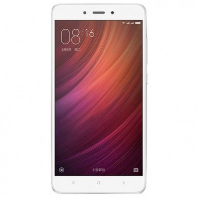 Смартфон Xiaomi Redmi Note 4 32GB 3GB EU серебристый