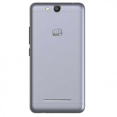 Micromax Canvas Juice 2 Q392 серый