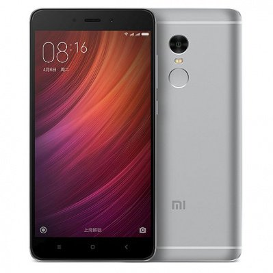 Смартфон Xiaomi Redmi Note 4 32GB 3GB серый