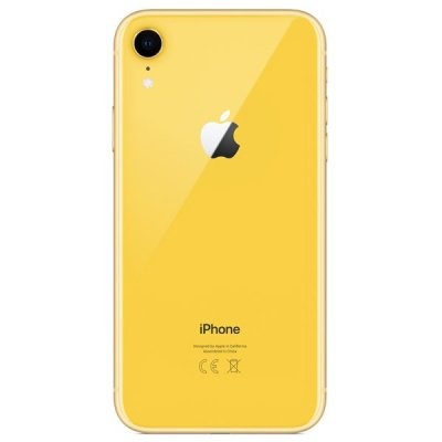 Смартфон Apple iPhone XR 64GB желтый